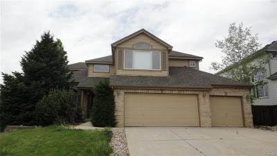 Littleton Single Family Home Active: 6495 South Routt Street