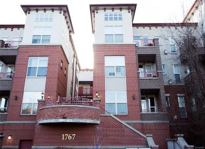 Condo/Townhouse Active: 1767 Pearl Street #102