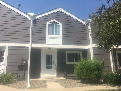 Arvada Condo/Townhouse Under Contract: 6510 West 84th Circle #137