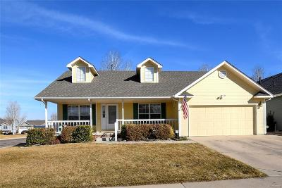 Greeley Single Family Home Under Contract: 304 53rd Avenue