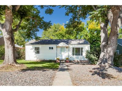 Golden Single Family Home Under Contract: 1008 21st Street