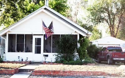 Fort Lupton Single Family Home Under Contract: 341 2nd Street