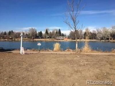 Denver Residential Lots & Land Active: 4913 West Yale Avenue