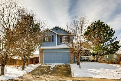 Centennial Single Family Home Active: 5431 South Netherland Court