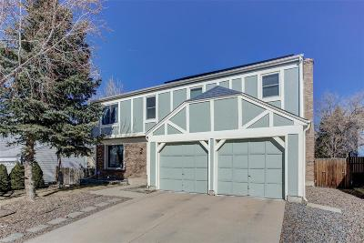 Aurora Single Family Home Active: 16805 East Villanova Circle