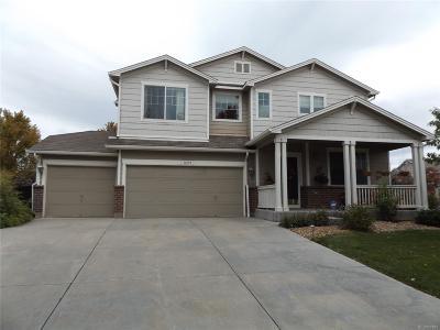Henderson Single Family Home Active: 11499 Ironton Street