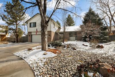 Aurora Single Family Home Active: 11584 East Evans Avenue
