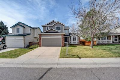 Highlands Ranch Single Family Home Under Contract: 2956 Deer Creek Place