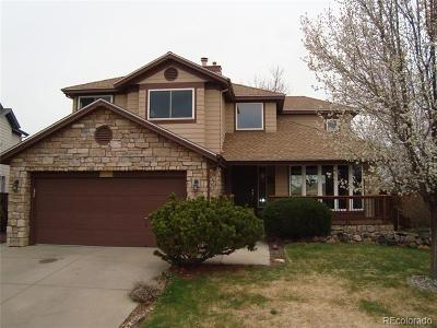 Highlands Ranch Single Family Home Under Contract: 9249 Sugarstone Circle