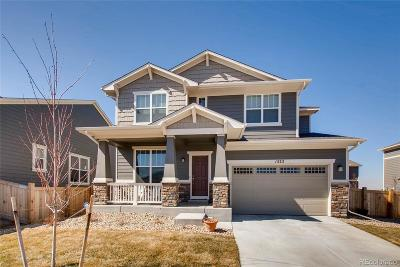 Brighton Single Family Home Active: 1525 Red Clover Court