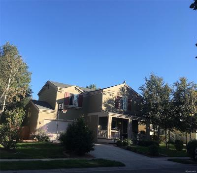 Erie Single Family Home Under Contract: 1656 Bain Drive