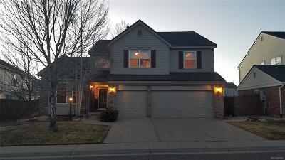 Arapahoe County Single Family Home Under Contract: 15454 East Powers Drive