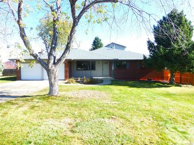 Lakewood Single Family Home Active: 600 South Miller Street