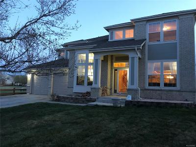 Arvada Single Family Home Under Contract: 17355 West 62nd Lane