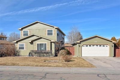 Colorado Springs Single Family Home Active: 2090 Piros Drive