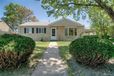 Single Family Home Active: 866 Nome Street