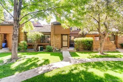 Denver CO Condo/Townhouse Active: $303,000