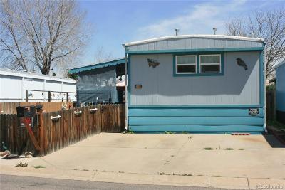 Aurora, Denver Single Family Home Active: 8410 Adams Way
