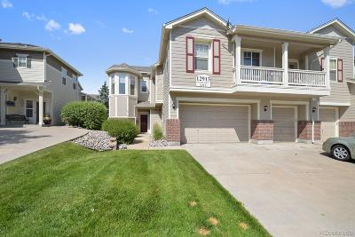 Thornton Condo/Townhouse Under Contract: 12913 Grant Circle #A