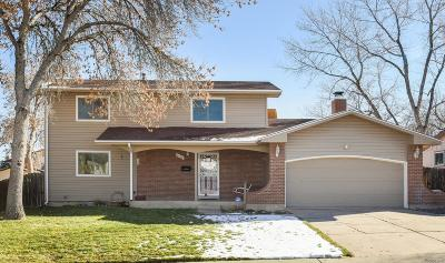 Arvada Single Family Home Active: 6188 Vivian Court
