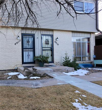 Littleton Condo/Townhouse Under Contract: 4419 West Ponds Circle