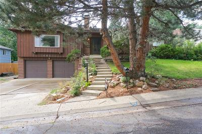 Arvada Single Family Home Under Contract: 6037 Xenon Street
