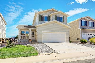 Littleton Single Family Home Active: 7722 Mule Deer Place