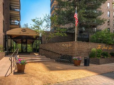 Washington Park Condo/Townhouse Under Contract: 460 South Marion Parkway #2005