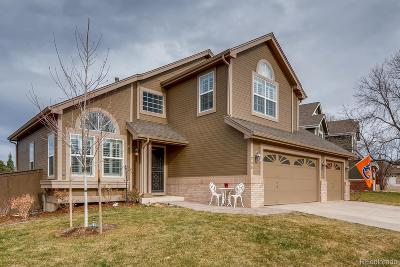 Highlands Ranch Single Family Home Under Contract: 745 Poppywood Drive