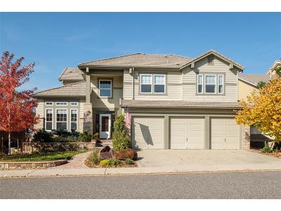 Highlands Ranch Single Family Home Under Contract: 3091 Greensborough Drive