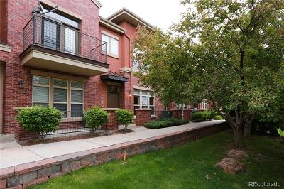 Centennial Condo/Townhouse Active: 8917 East Otero Place
