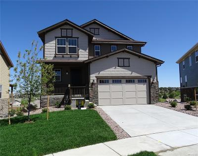 Aurora Single Family Home Active: 24355 East Links Place