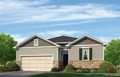 Lochbuie Single Family Home Active: 1074 Brio Street