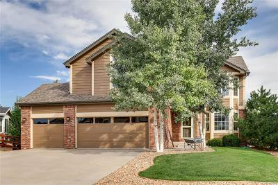 Arvada Single Family Home Active: 6139 Salvia Court