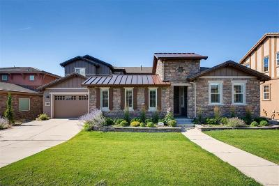 Highlands Ranch Single Family Home Active: 149 Morningdew Place