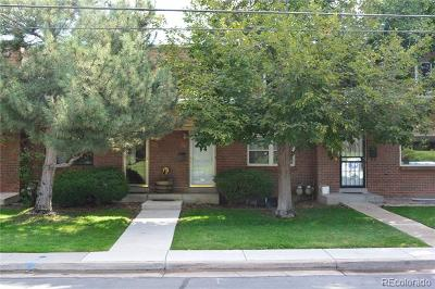 Littleton Condo/Townhouse Active: 5550 South Lowell Boulevard