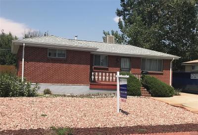 Lakewood Single Family Home Active: 5525 West Arizona Avenue