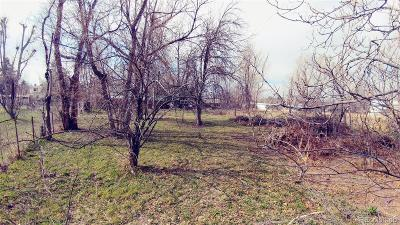 Adams County Residential Lots & Land Under Contract: 3251 West 53rd Avenue