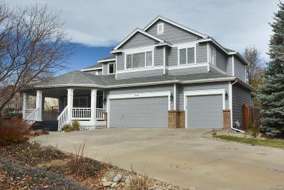 Arvada Single Family Home Active: 7165 Terry Court