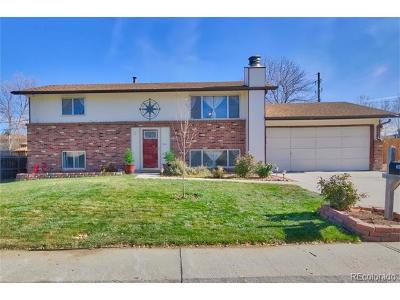 Arvada Single Family Home Active: 7604 Ingalls Street