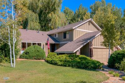 Boulder Single Family Home Active: 7177 Bluegrass Court