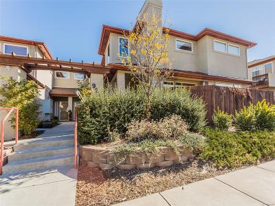 Denver Condo/Townhouse Under Contract: 920 South Locust Street #D