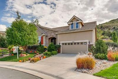 Castle Rock CO Single Family Home Active: $824,900