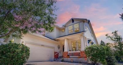 Centennial Single Family Home Active: 20618 East Lake Circle