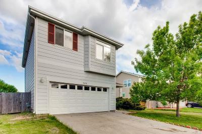 Single Family Home Active: 9270 Adams Street