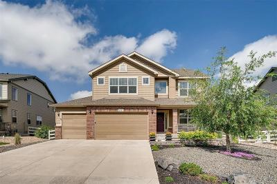 Castle Rock Single Family Home Active: 4083 Eagle Ridge Way