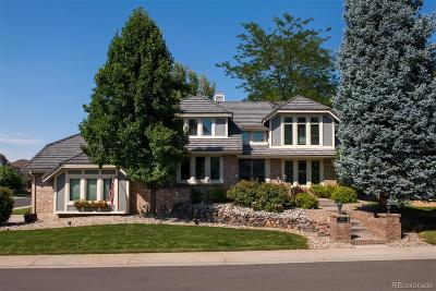 Centennial Single Family Home Under Contract: 5201 East Otero Place