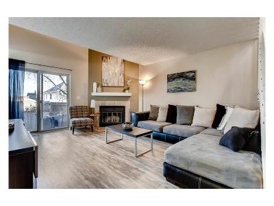 Littleton Condo/Townhouse Under Contract: 8374 South Everett Way #B