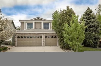 Highlands Ranch Single Family Home Active: 9441 Lark Sparrow Drive
