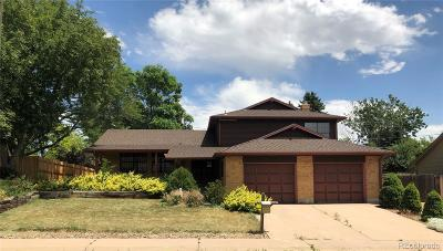 Castle Rock, Conifer, Cherry Hills Village, Greenwood Village, Englewood, Lakewood, Denver Single Family Home Active: 4620 South Utica Street